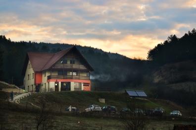Pensiunea Armonia Nadasel Cluj