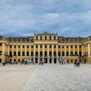 Viena - Schonbrunn