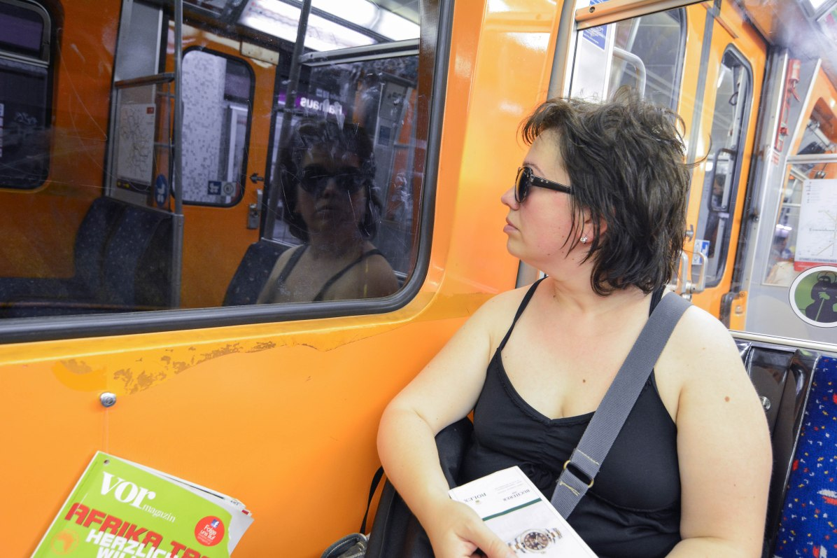 Prin Viena cu metroul