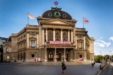 Viena - Volkstheater