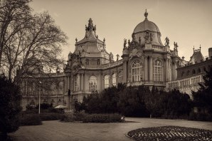 BUDAPEST, Museum of Hungarian Agriculture