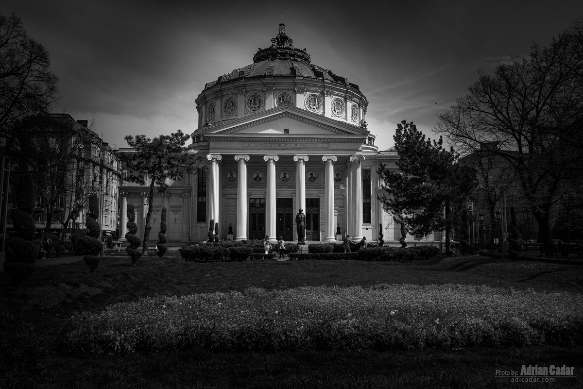 Ateneul Roman - Romanian Athenaeum