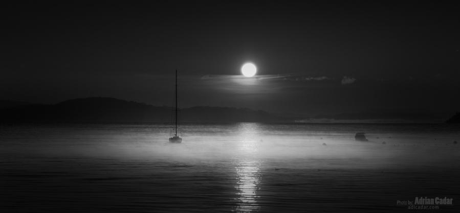 Mist of darkness